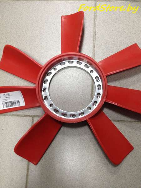 Лопасти вентилятора охлаждения 1